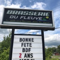 Brasserie du Fleuve - Berthierville